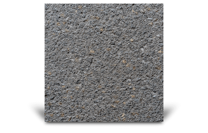 Bushwhacked concrete finish rough nonslip texture