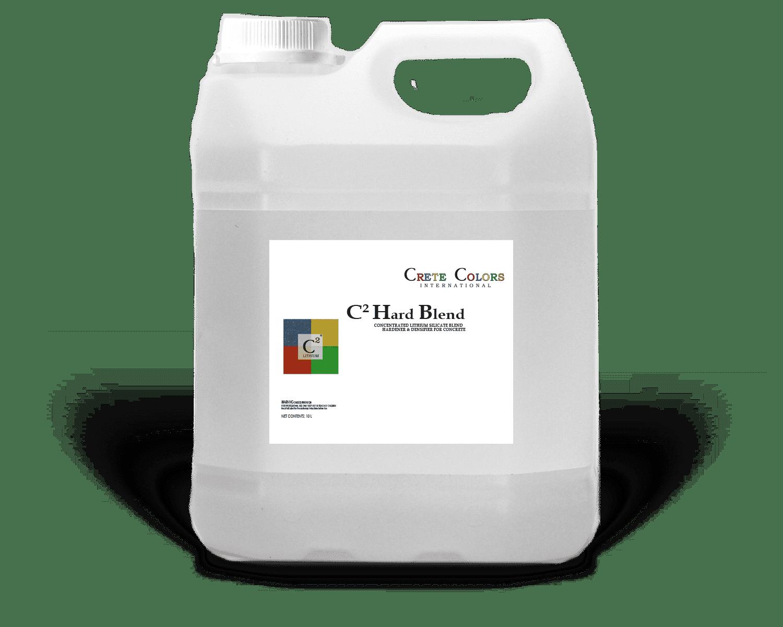 C2 Hard Blend lithium densifier for concrete floors