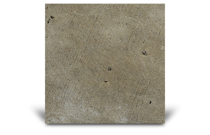 Light trowel concrete