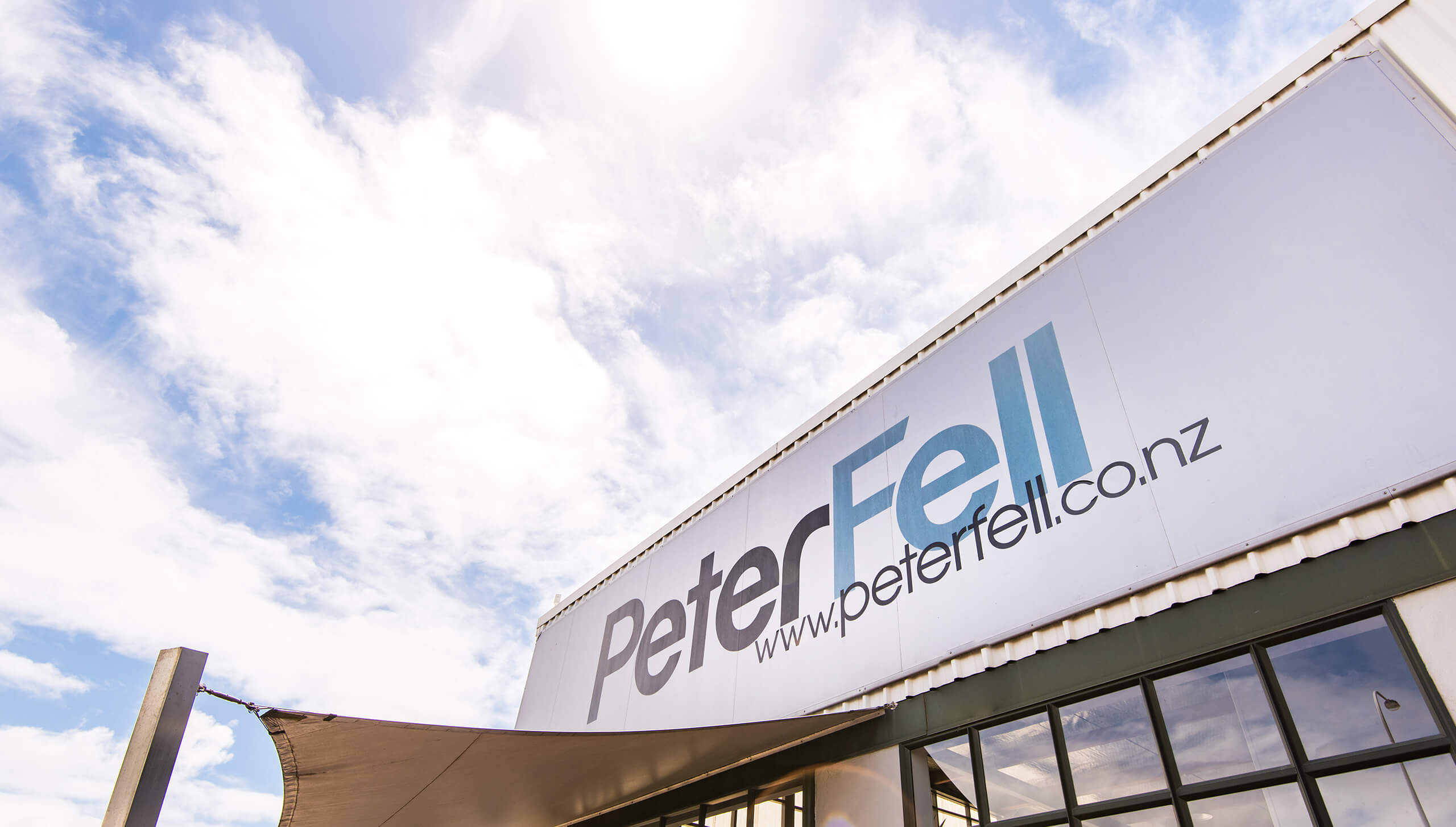 Peter Fell specialists in coloured concrete showroom