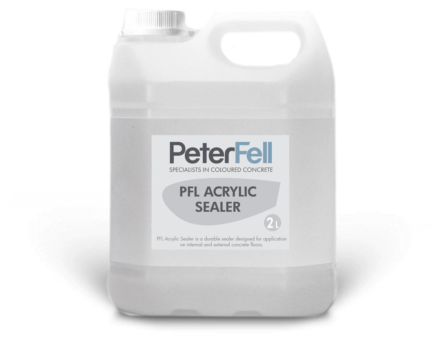 PFL Acrylic Concrete Sealer 2 litre bottle