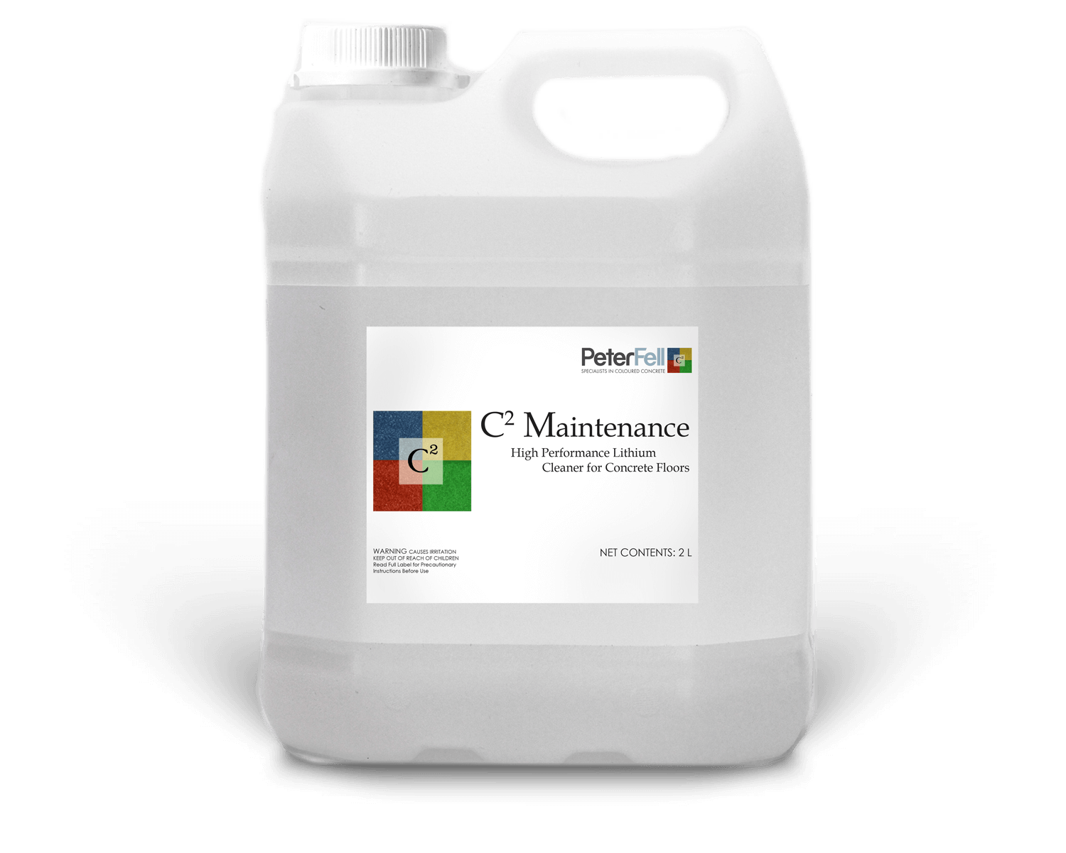 C2 Maintenance Lithium cleaner for concrete floors
