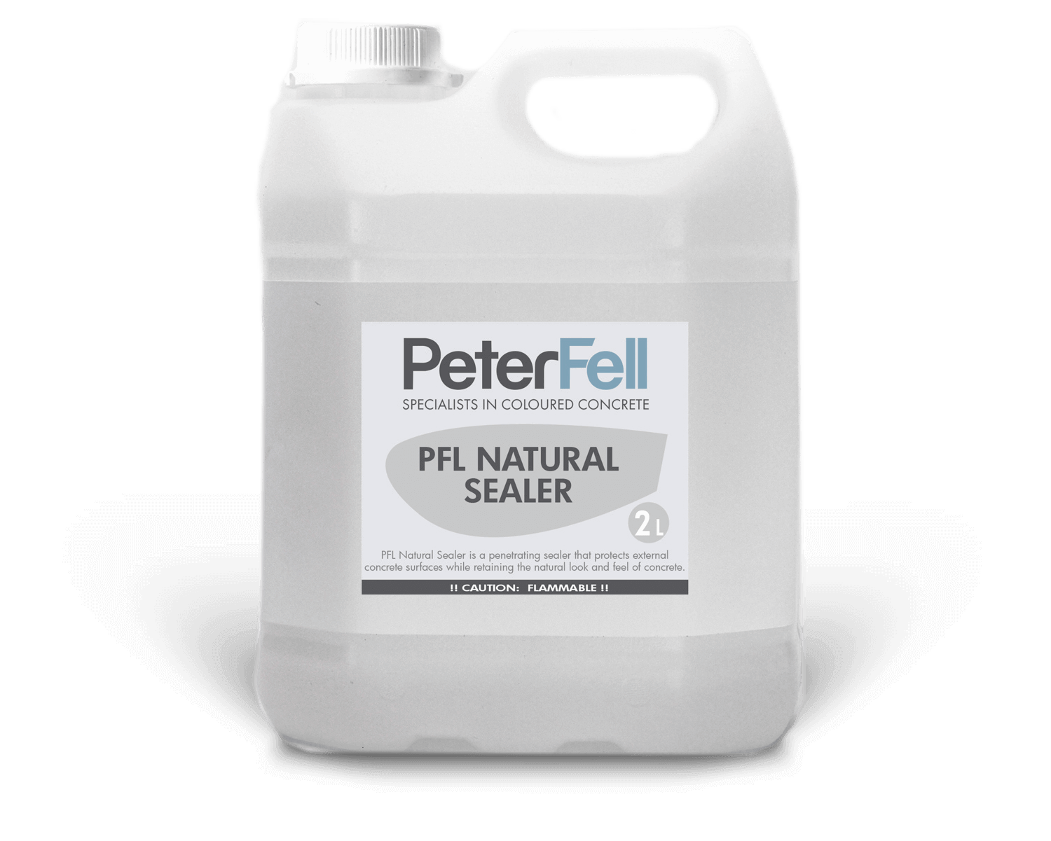 PFL Natural concrete sealer