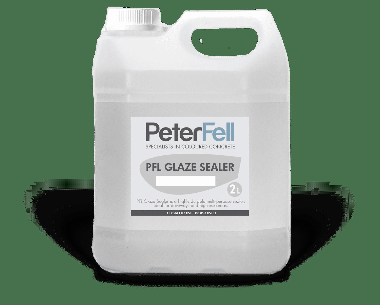 PFL Glaze concrete sealer 2 litre